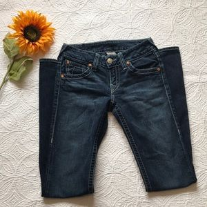 True Religion Jeans - 27 - Hi-Rise Bootcut